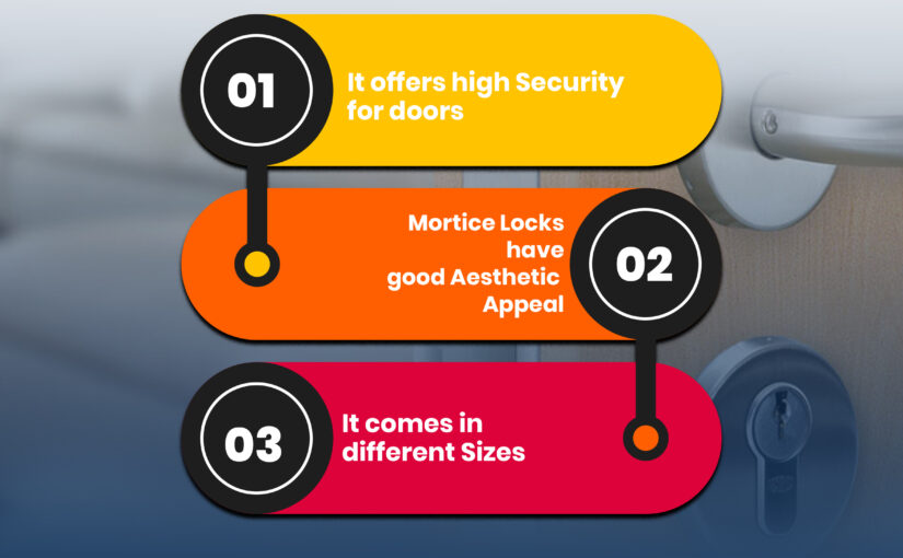 Advantages and Disadvantages of Mortise Locks